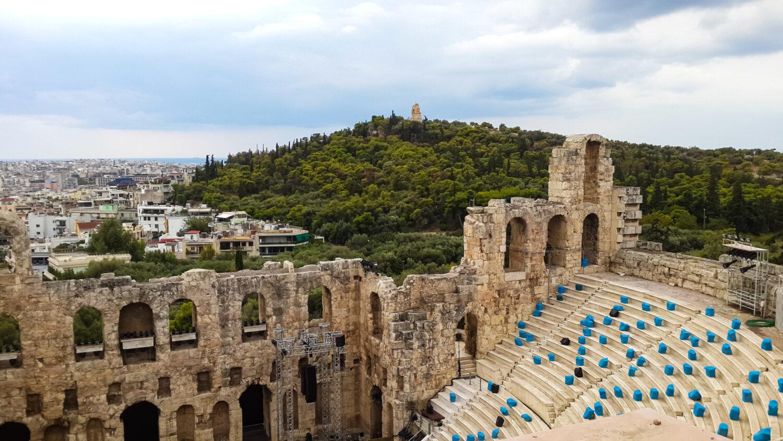 Atena obiective turistice