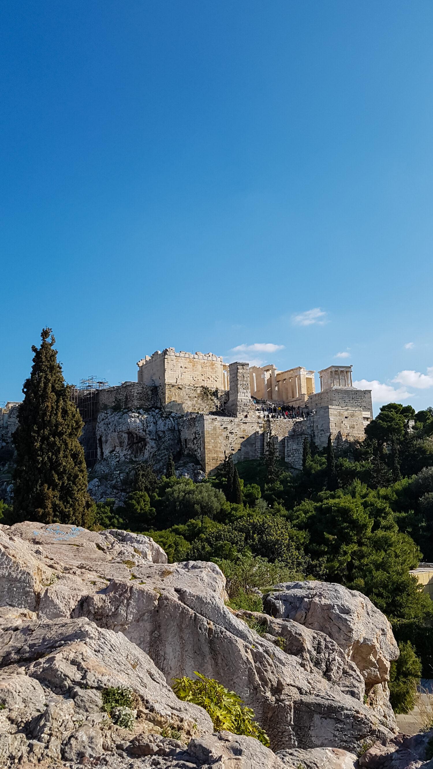 Ce poți face în Atena
